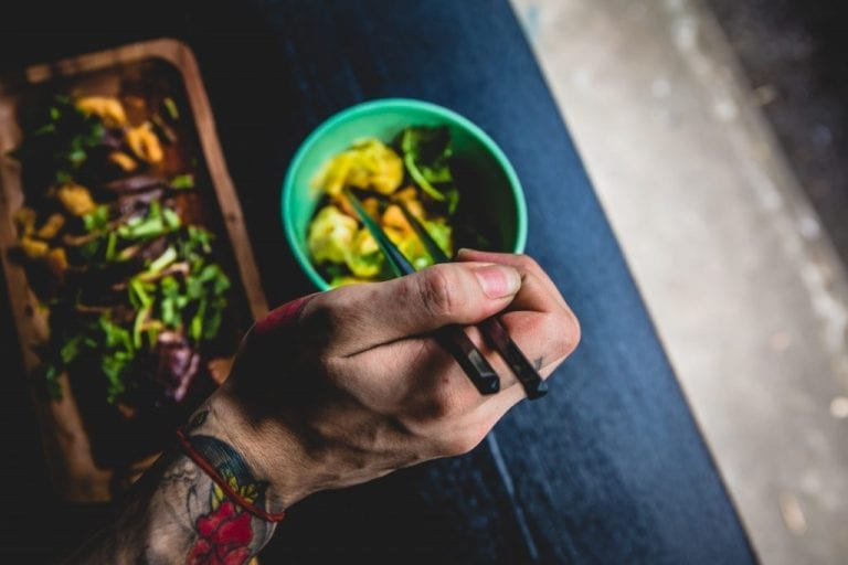 A whopping 56% of british people under 30 try out veganism in the last year