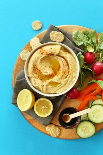 Recipe 101- Hands down the 3 best hummus recipes
