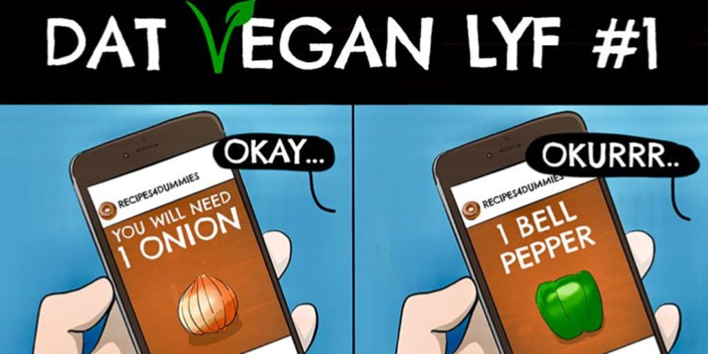 This Vegan Illustrator's Drawings Will Blow Your Mind