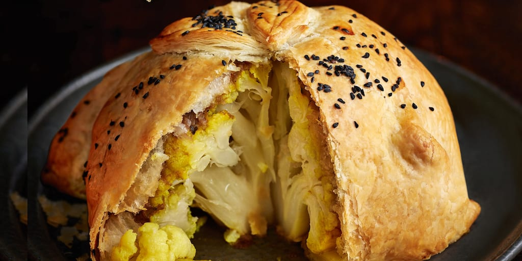 Tesco Reveals Mouth Watering 2018 Vegan Christmas Selection