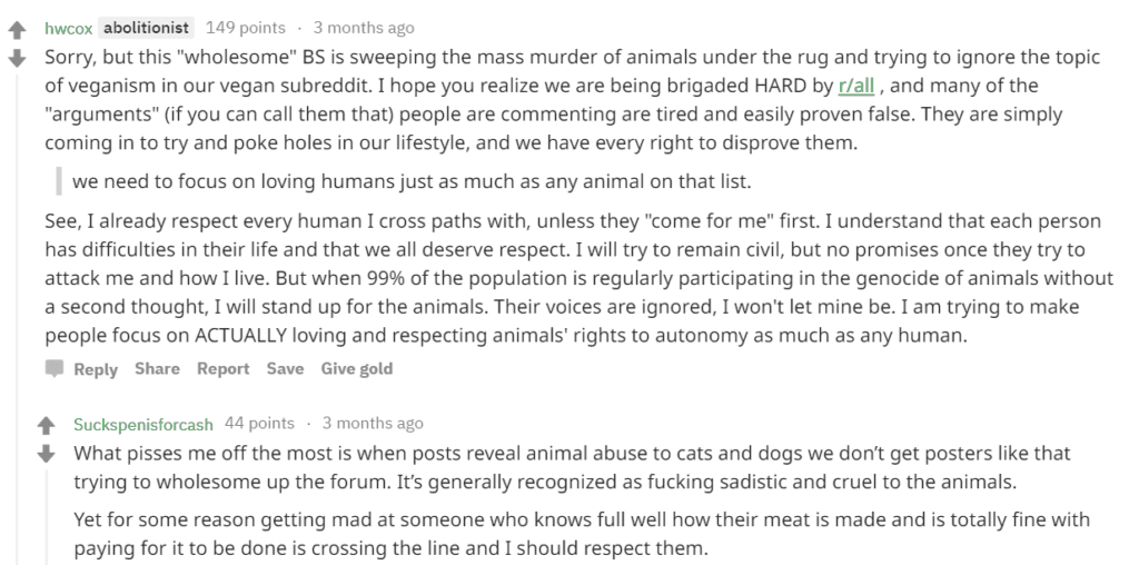 A vegan has perfectly summed up the 'Hypocrisy' of pet-owning meat-eaters