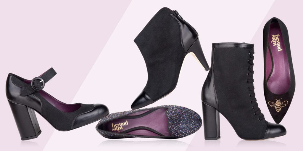 Beyond Skin Founder Natalie Dean- How My Vegan Shoe Brand Has Thrived For 18 Years In A Turbulent Market
