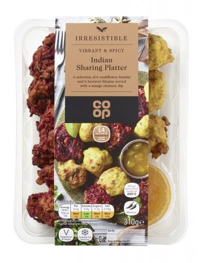 Co-op reveals exciting vegan Christmas range including pomegranate-glazed stuffing wreath