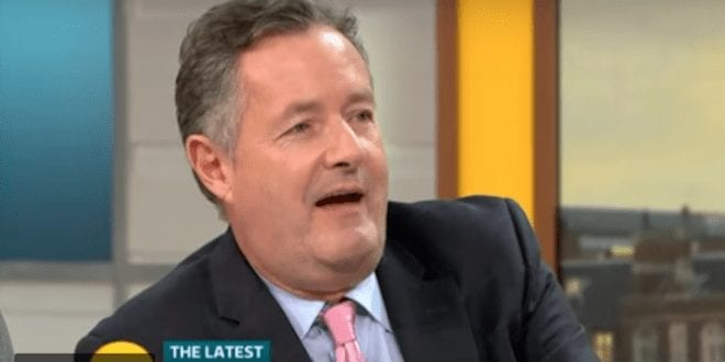 Piers Morgan branded a 'misleading plonker' for bizarre attack on vegans