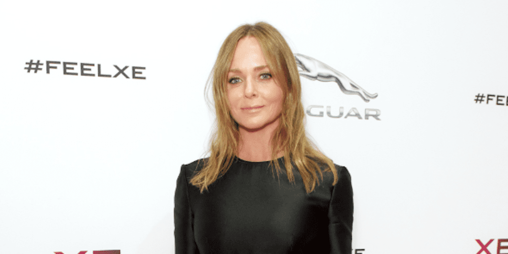 Stella McCartney at Launch UN Fashion Industry Climate Change