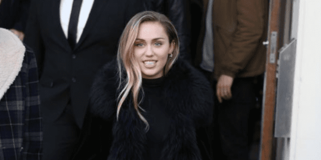 5 times Miley Cyrus showed the world that vegan fashion is fabulous