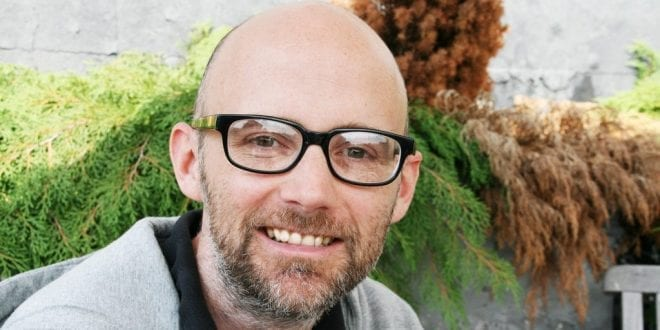 Vegan Musician Moby Makes Heartfelt Plea To Meat-Eaters This Christmas
