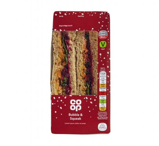 Which supermarket has the best vegan Christmas dinner selection for 2018