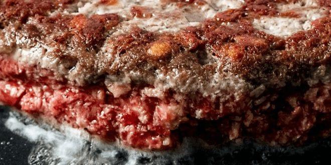The Creators Of The Impossible Burger Are Set To Launch A Vegan Beef Steak