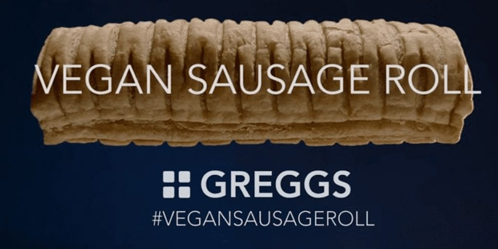 Deliveroo To Give Away 6,000 Greggs Sausage Rolls This Friday, Including The Vegan Version
