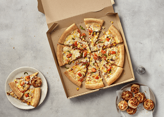 Papa John's review How veganising a guilty pleasure took away the guilt, and some of the pleasure