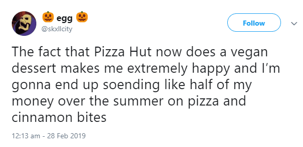 Pizza Hut Launches Full UK Vegan Menu, America Asks 'Where's Our Fuckinging Vegan Pizza'