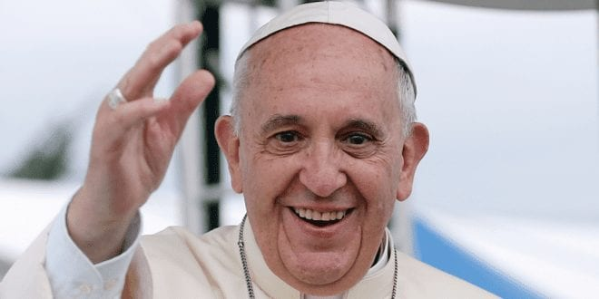 Pope Francis Offered $1m If He Goes Vegan For Lent