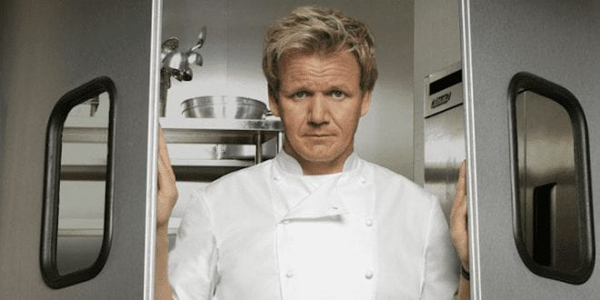 Gordon Ramsay Tells Piers Morgan To 'Go Fuck Yourself' In Response To Vegan Roast Criticism