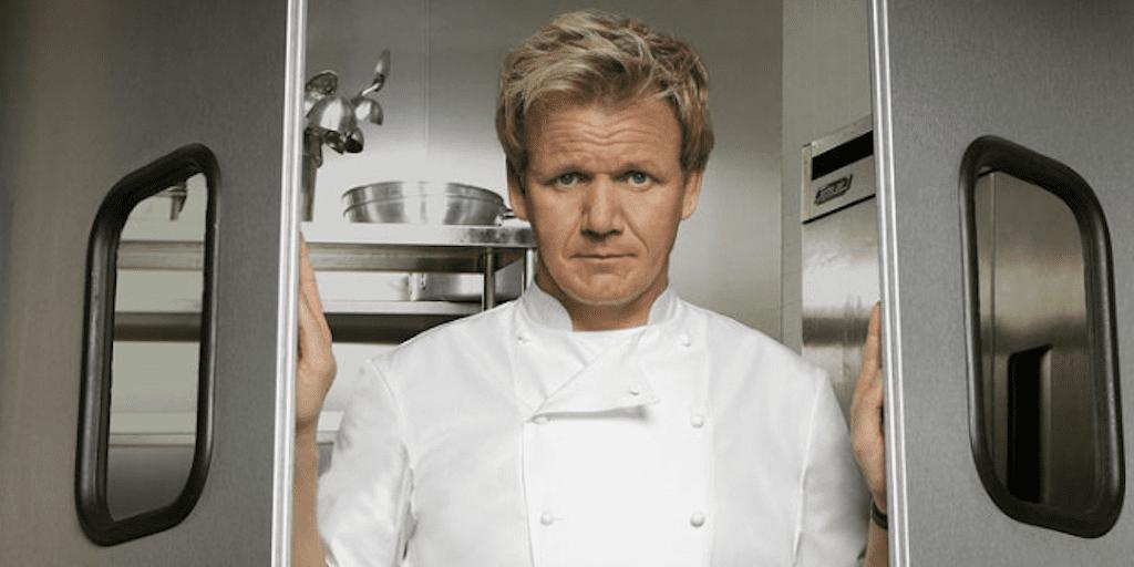 Gordon Ramsay Tells Piers Morgan To 'Go Fuck Yourself' In Response To Vegan Roast Criticism