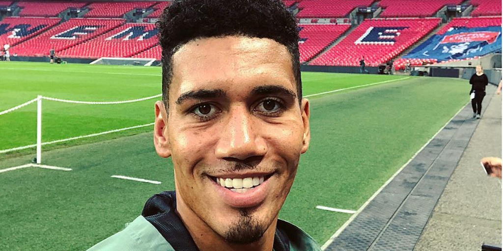 Manchester United Footballers Are Hooked On Vegan Food Thanks To Vegan Star Chris Smalling