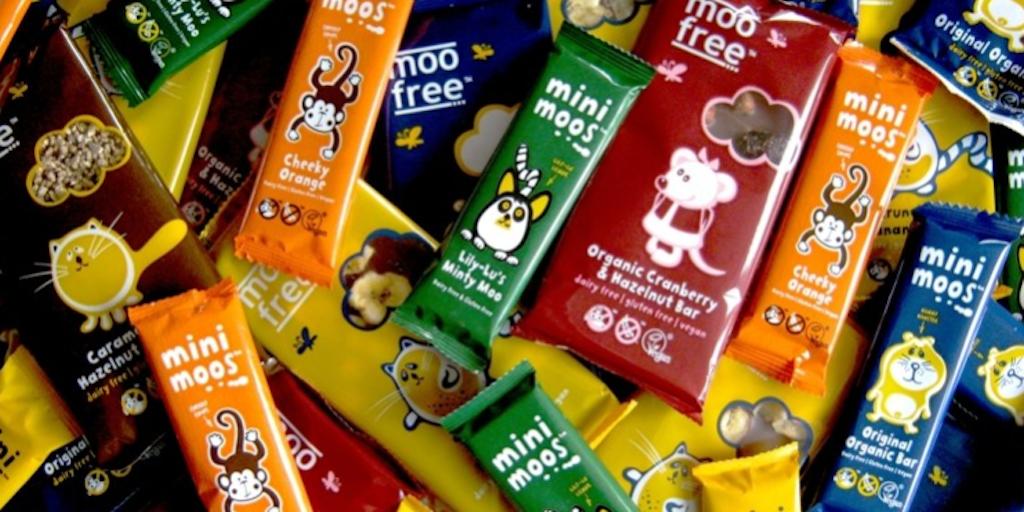New 'Moo Free' Vegan Chocolate Range