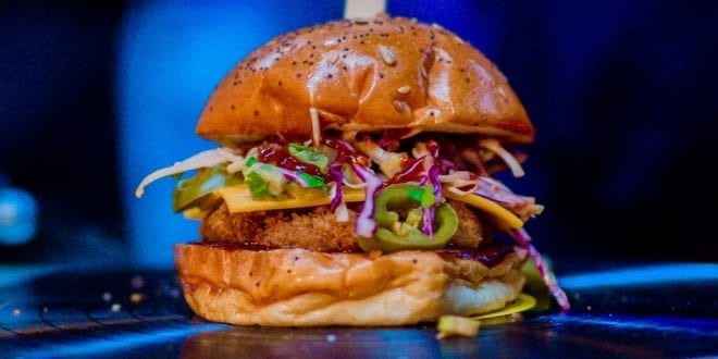 Vegan food at boxpark Shoreditch- what not to miss