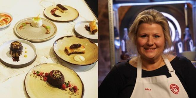 MasterChef star creates 9 mouthwatering vegan desserts for major pub company