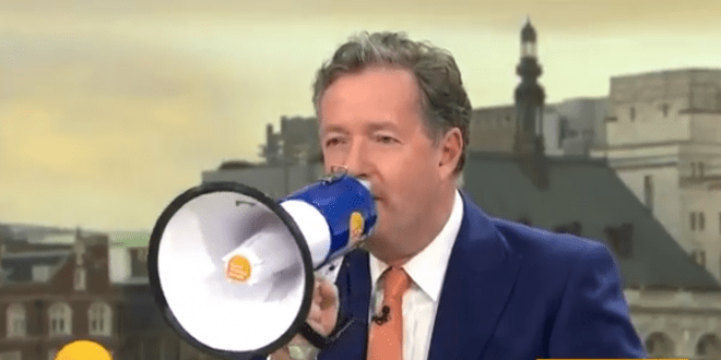 Piers Morgan Has Revealed He's Gone Vegan For The Animals