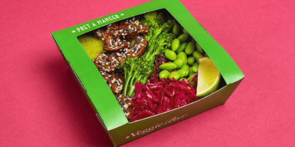 Pret Has Added 8 New Delicious Vegan Dishes Because It's 'What Customers Want'