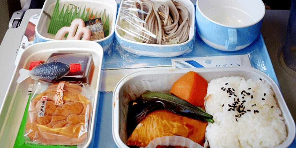 Vegan Meal in Airlines