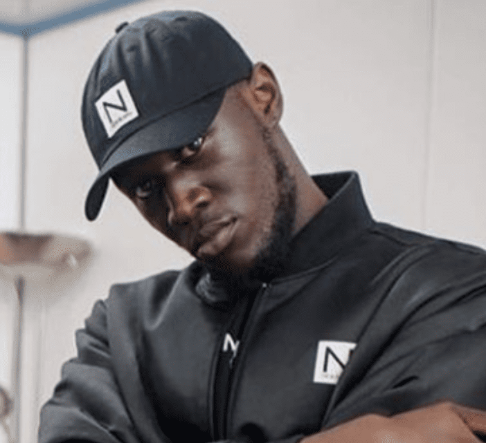 7add53e2c134d Stormzy faced a backlash for his anti-vegan comments. Image   stormzy on  Instagram