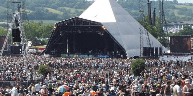 Glastonbury Festival Stage Will Be Made From Recycled Plastic Collected From Beaches, Streets And Parks
