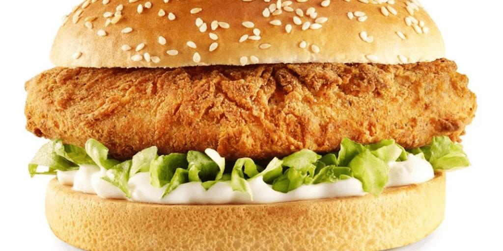 KFC's vegan 'Imposter Burger' has arrived
