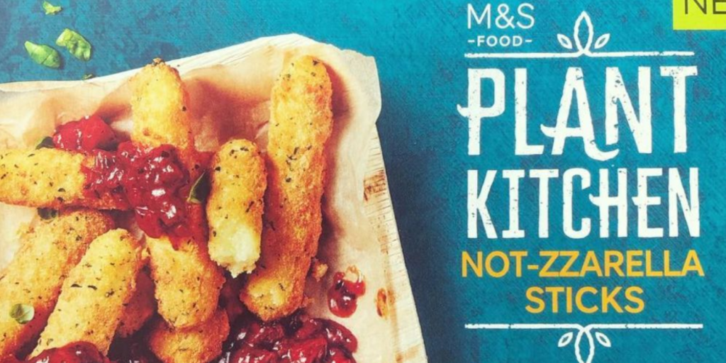 Marks Spencer Has Expanded Its Vegan Plant Kitchen Range