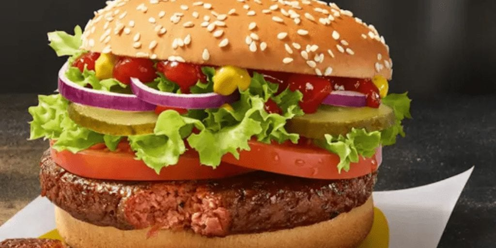 McDonald's CEO delays vegan burger as he's unsure veganism will 'maintain the same level of buzz'