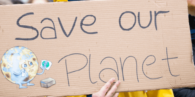 UK Becomes First Country To Declare 'Environment And Climate Change Emergency'