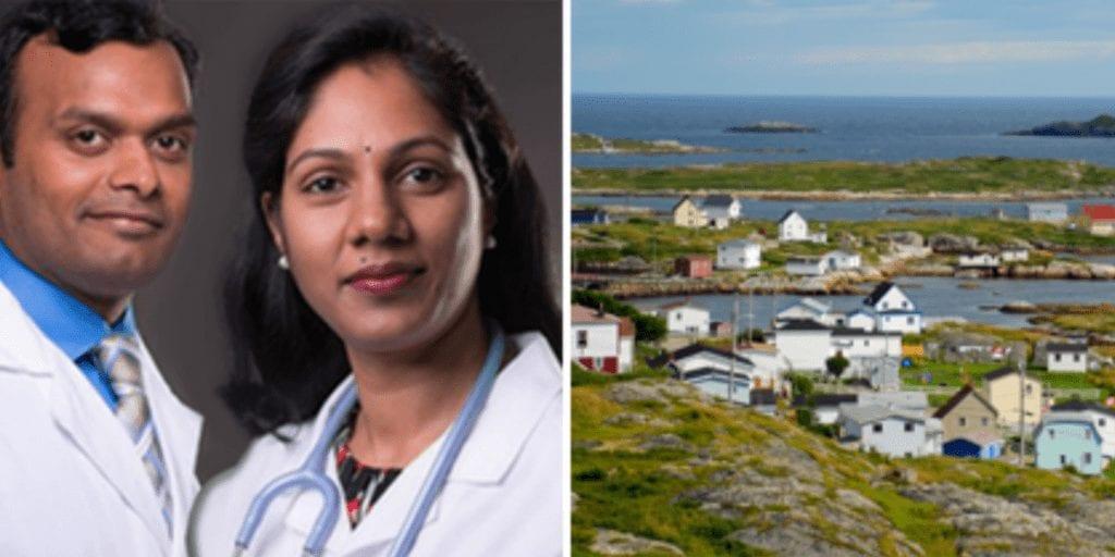 Dr. Arjun Rayapudi and his partner Dr. Shobha Rayapudi founded Gift of Health
