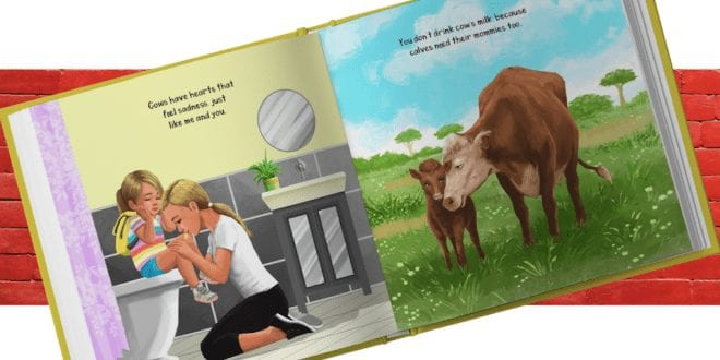 I'm a Supervegan: A Confidence-Building Children's Book for Our Littlest Vegans