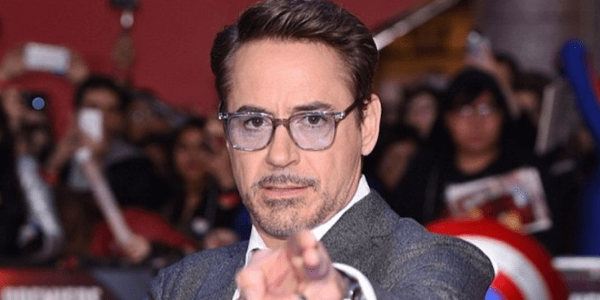 Robert Downey Jr. plans to fix climate change