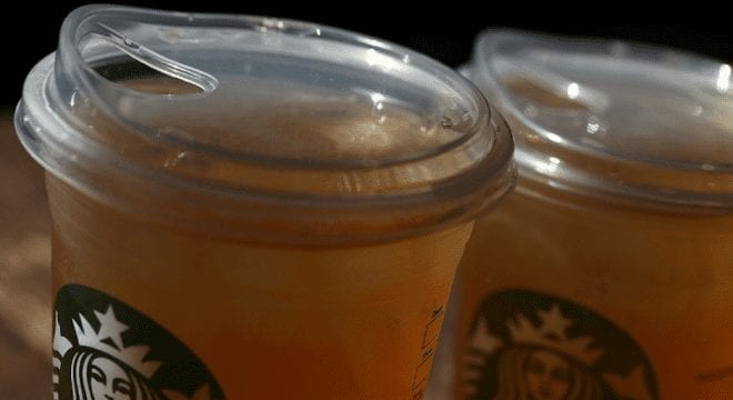 'Recyclable' Starbucks lids could be even worse for the environment
