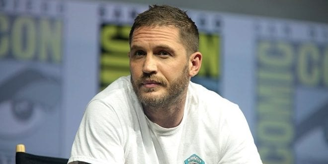 Tom Hardy condemns elephant poaching- 'We are only as blind as we want to be'
