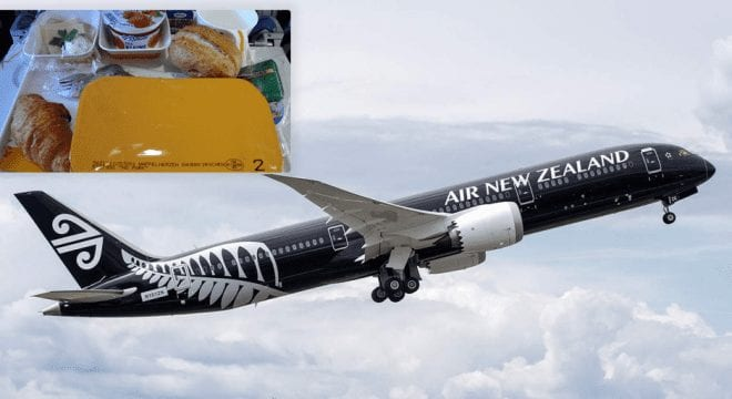 Air New Zealand has promised to remove a huge range of single use plastic products from its flights in a bid to reduce its environmental impact.