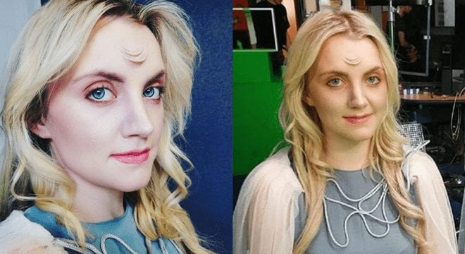 Harry Potter actress Evanna Lynch plays alien queen in new vegan movie