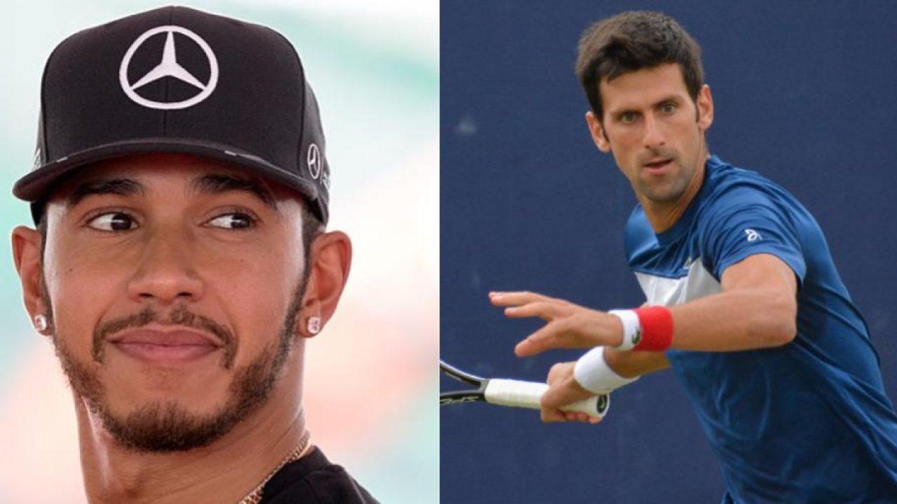 Lewis Hamilton Reveals Novak Djokovic Inspired Him To Go Vegan Totally Vegan Buzz