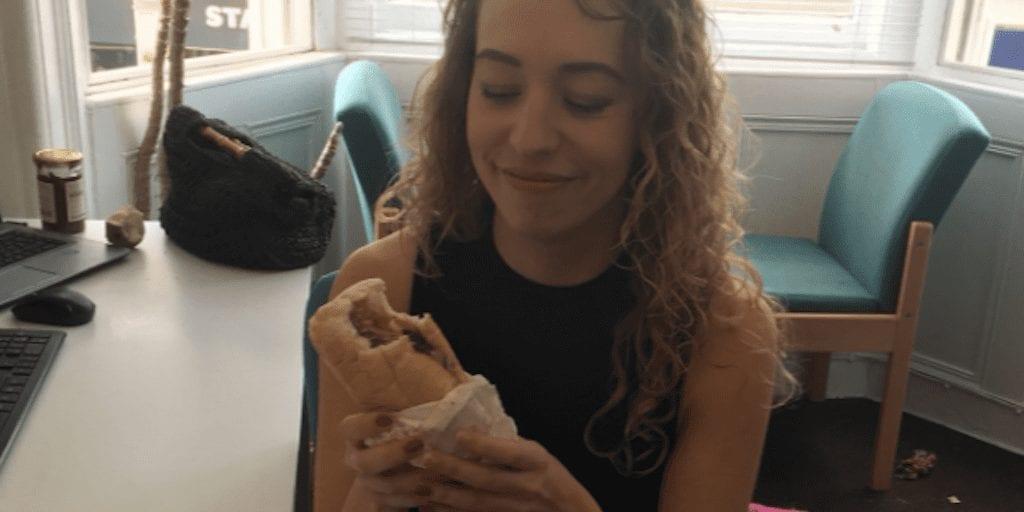 Vegan taste test