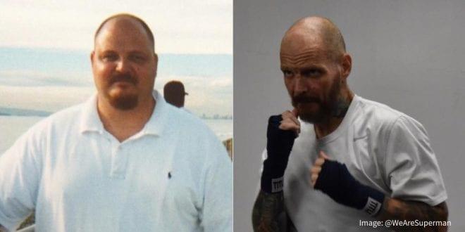 320-pound addict transforms into elite ultra runner on a vegan diet