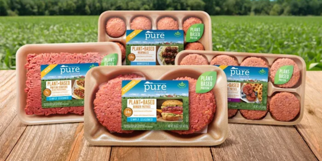 World's biggest pork company launches vegan meat