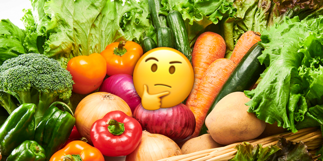 QUIZ What kind of vegetable are you