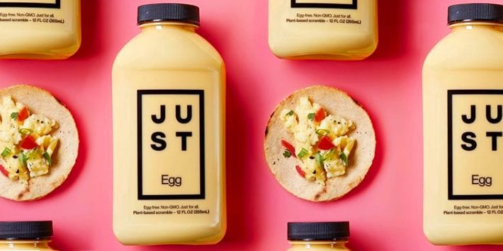 Vegan JUST Egg to Launch in 2,000+ Stores Across the US