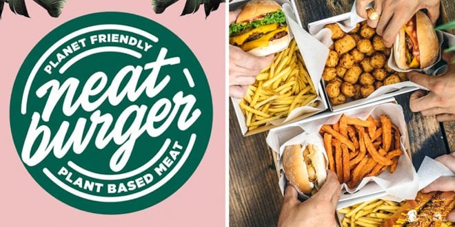 Lewis Hamilton launches global vegan burger restaurant franchise