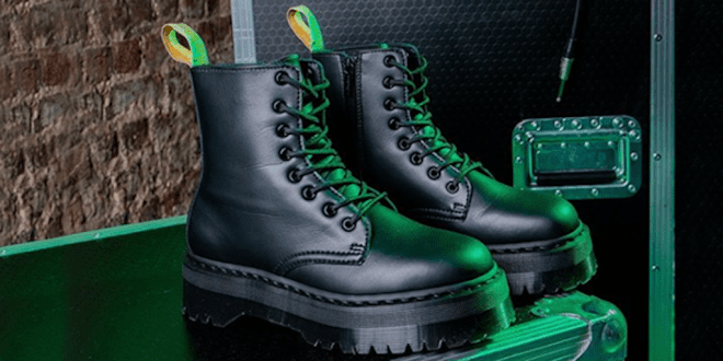 Dr Martens new vegan range drives 70% profits boost