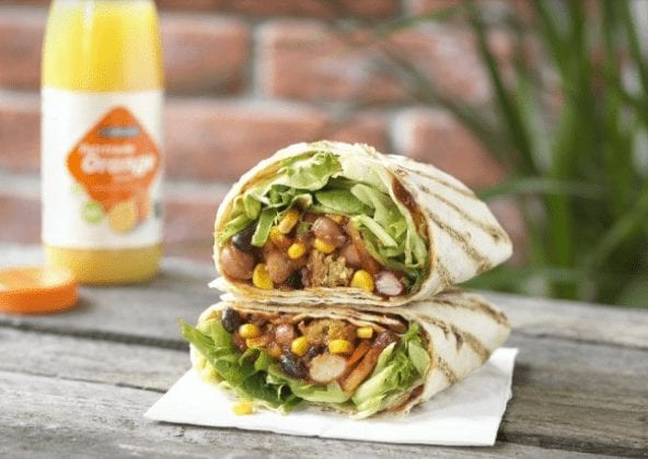 Greggs are Working on Making Their Popular Products Vegan