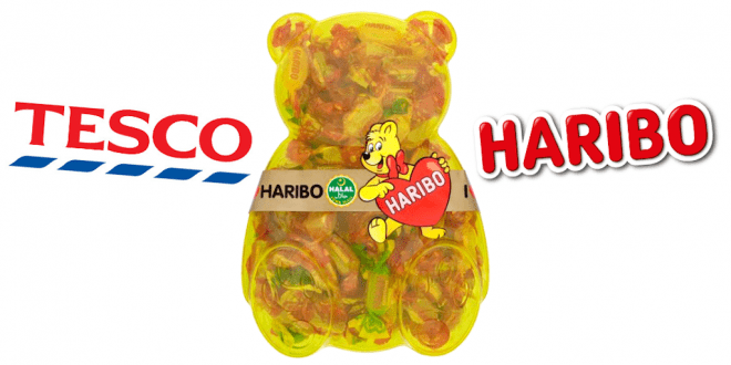 Vegan Haribo Sweets Now in Tesco