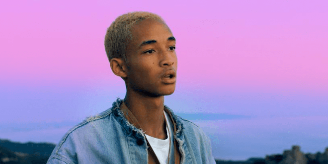 """Dear Meat Eaters"": Jaden Smith urges fans to ditch meat"